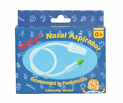 Nosy Baby Nasal Aspirator Nose Cleaner Snotsucker with soft nose cold flu SALES