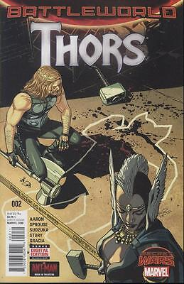 Thors #2 SWA   NEW!!!
