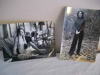 Vintage Black and White Photos Women Lot of 2