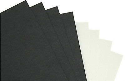 1.25mm Thick Mount Board Card Paper Framing Mounting Picture Display Craft