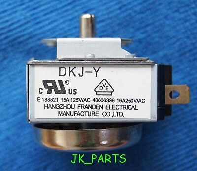 DKJ-Y, A90 90 Minutes Timer Switch for Electronic Microwave Oven, cooker etc.