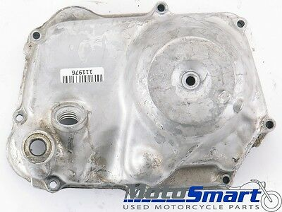 1982 Honda C70 Passport Engine Case Clutch Cover Right Side Fair Used 111976