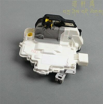 OEM LHD Front Left Door Lock Latch Actuator For AUDI A3 A6 C6 A8 R8 # 4F1 837015