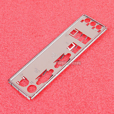 ASUS F1A55-M LX3 PLUS R2.0 motherboard original I/O shield backplate backpanel