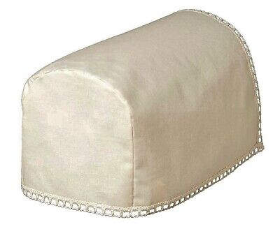 Narrow or Regular Size Chair Arm Covers or Chair Backs, Quality UK Made, Cream