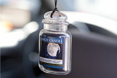 Yankee Candle 3D Ultimate Car Jars Car Air Fresheners With Free Postage