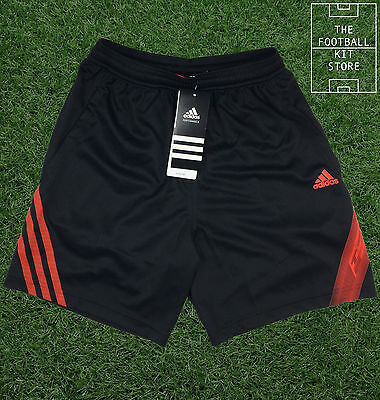 Adidas Football Shorts - Black - Adidas F50 Shorts - Boys - 9-10 Years