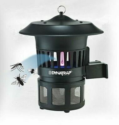 DynaTrap DT1100 Flying Biting & Mosquito Insect Trap 1/2 Acre Coverage
