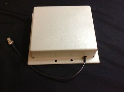 "New Maxrad MP8246PTNF 6 db 824-896 MHz panel antenna 12"" pigtail w/NF conn"