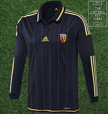 RC Lens Away Shirt - Official Adidas Racing Lens Long Sleeved Shirt - All Sizes