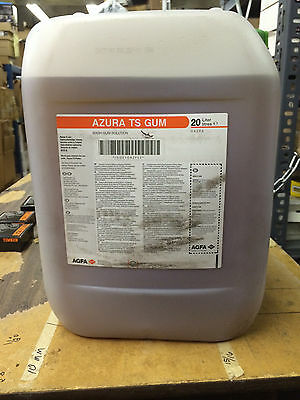 Azura TS Wash Gum Solution 20 Liters GOE1OAZFS3