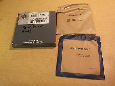 NEW International 1830723C92 Navistar Piston Ring Kit *FREE SHIPPING*