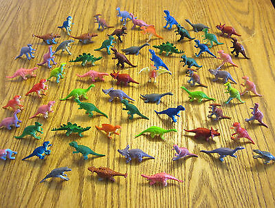 "12 New Toy Dinosaurs Kids Playset 2"" Size Dinosaur Figures Dino Party Favors"