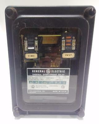 Ge 3.2A 40Cyc Thermal Overcurrent Relay 12Tmc11B56A