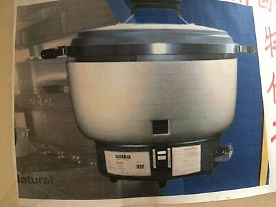 Amko Gas Rice Cooker ( Natural Gas )