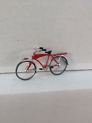Arttista Bicycle for Newspaper Boy #1232 - O Scale On30 On3 Figures - New