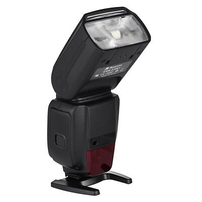 600EX-RT GN60 Wireless Speedlite Flash w/ LCD Display TTL HSS Master for Canon