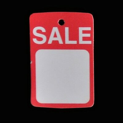 SALE Paper Tags 32x48mm, pack of 1000