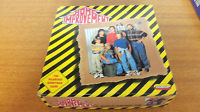 1995 Board Game - Home Improvement - The Hilarious Handyman Game 100% Complete
