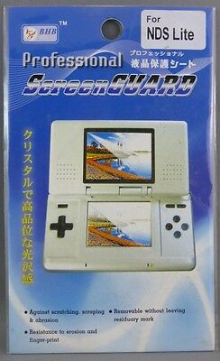 Screen Protector Kit For Nintendo Ds Lite  Brand New Nds Lite - Dsl