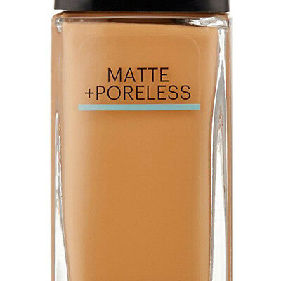 Maybelline Fit Me Matte + Poreless Foundation 330 Toffee - 1 fl. oz./30 ml