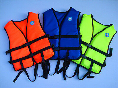 New Child Kids Life Jacket Swimming Buoyancy Aid Vest fits for 5~12 YRS Big Deal