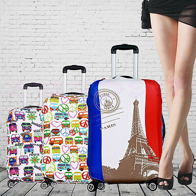 """Luggage Protector Elastic Suitcase Cover Bags Dust-proof Anti scratch 20/24/28"""""""