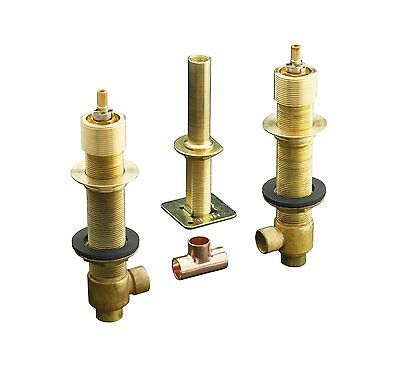 "Kohler 1/2"" ceramic high-flow valve system - K-300-K"