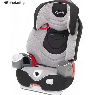 5 Point Harness Booster >> Graco Nautilus Child Booster 3 In 1 Car Seat 5 Point Harness 1 Best Seller