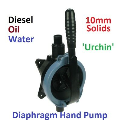 Diaphragm Pump Designed As Bilge Pump For Decks/bulkheads