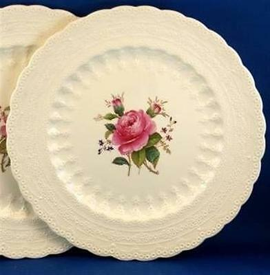 Copeland Spode Billingsley Rose Luncheon Plate (four available)