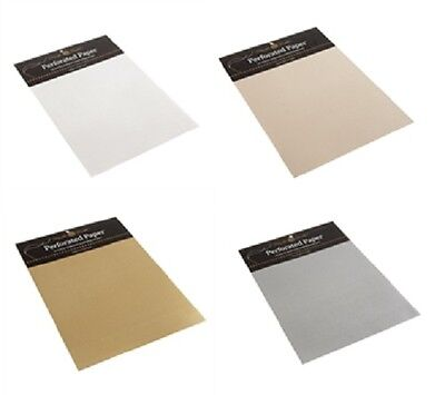 """Mill Hill 14 Count Perforated Paper - 2 sheets each 9"""" x 12"""" Choice of Colour"""
