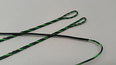 DynaFlight 97 Flemish Twist 3 Bundle Bow String with Halo Center Serving