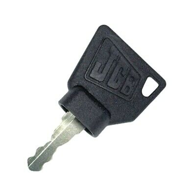JCB  Heavy Equipment Ignition Key - Factory Original with OEM Logo  701/45501