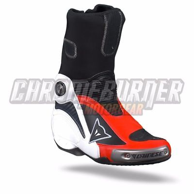 Dainese ST Axial Pro In Bianco rosso-6 BR-6 (white/red), NEW!