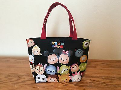 Tsum Tsum small multipurpose tote - Black