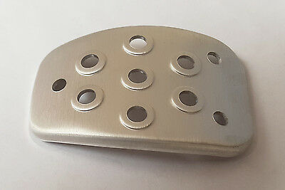 Genuine RENAULT Clio MK3 clutch Pedal Pad Alloy metalic Protector 2005-14 cover