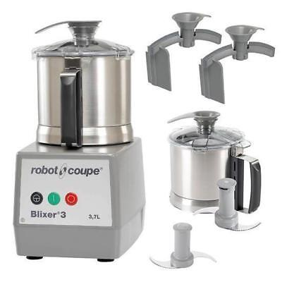 Robot Coupe Blixer 3 Package, 3.7L, Blender / Mixer, Commercial Kitchen