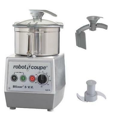 Robot Coupe Blixer 5VV, 5.5L, Blender / Mixer, Commercial Kitchen Equipment