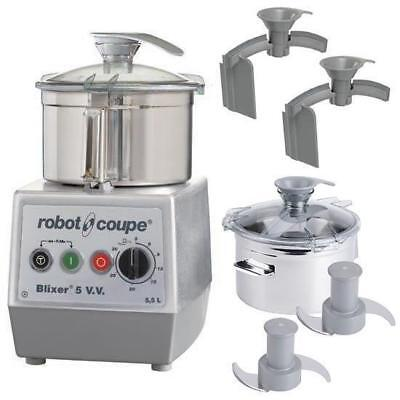 Robot Coupe Blixer  5VV Package, 5.5L, Blender / Mixer, Commercial Kitchen