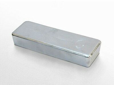 25 grams of 99.99% Pure Indium Bullion Metal Bar Ingot 25g Great Investment!