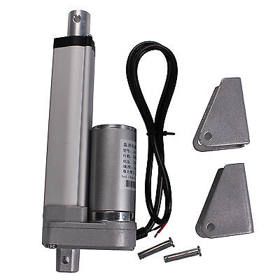 Linear Actuator Motor DC12V or DC24V 1500N 400mm 500mm 550mm 650mm For Electric