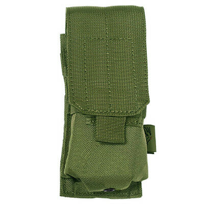 Flyye Military Single M4/M16 Mag Ammo Pouch Molle System Army Webbing Olive Drab