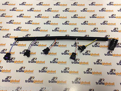 Land Rover Discovery 2 TD5 Engine Fuel Injector Wiring Harness Loom - Bearmach