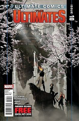 Ultimate Comics: The Ultimates #10 Vf/nm