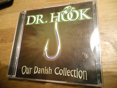 Dr. Hook Our Danish Collection 1998 Cmc Records A/s 44 Tracks  2 X Cd Discs New