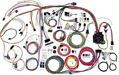 1970-72 Chevrolet Chevelle Classic Update Wiring Harness Complete Kit 510105