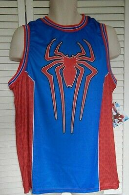 Marvel SPIDER-MAN Sleeveless T-SHIRT Men's Size L, XL NEW WITH TAG!
