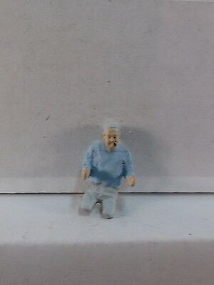 Arttista Pickup Driver / Man Sitting - #1362 - O Scale On30 On3 Figures People