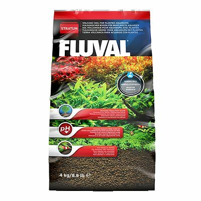 Fluval Stratum Plant and Shrimp Substrate 4kg